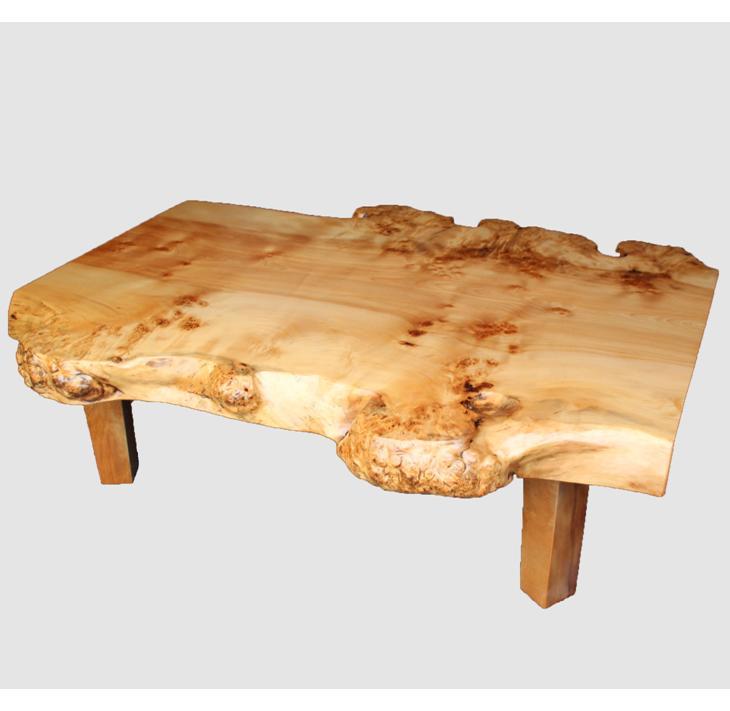 [04]座卓(テーブル)カバ・一枚天板【厚さ約6cm 29kg】