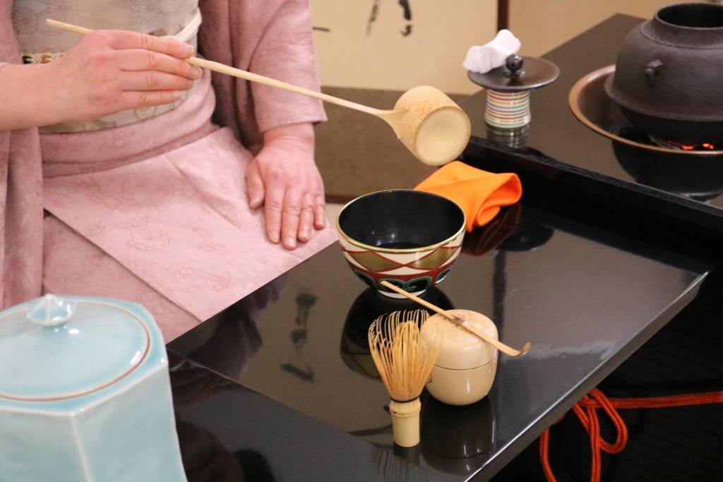 015-004 いかるがの里で日本伝統の茶道体験!