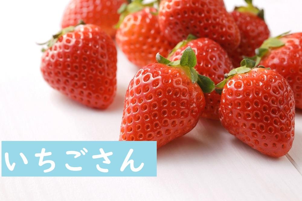 EK009_いちご祭り♪いちごさん240g×5Pお得!!!
