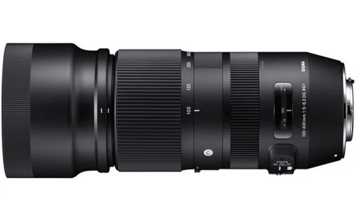 SIGMA 100-400mm F5-6.3 DG OS HSM | Contemporary(数量限定)【ニコンFマウント】