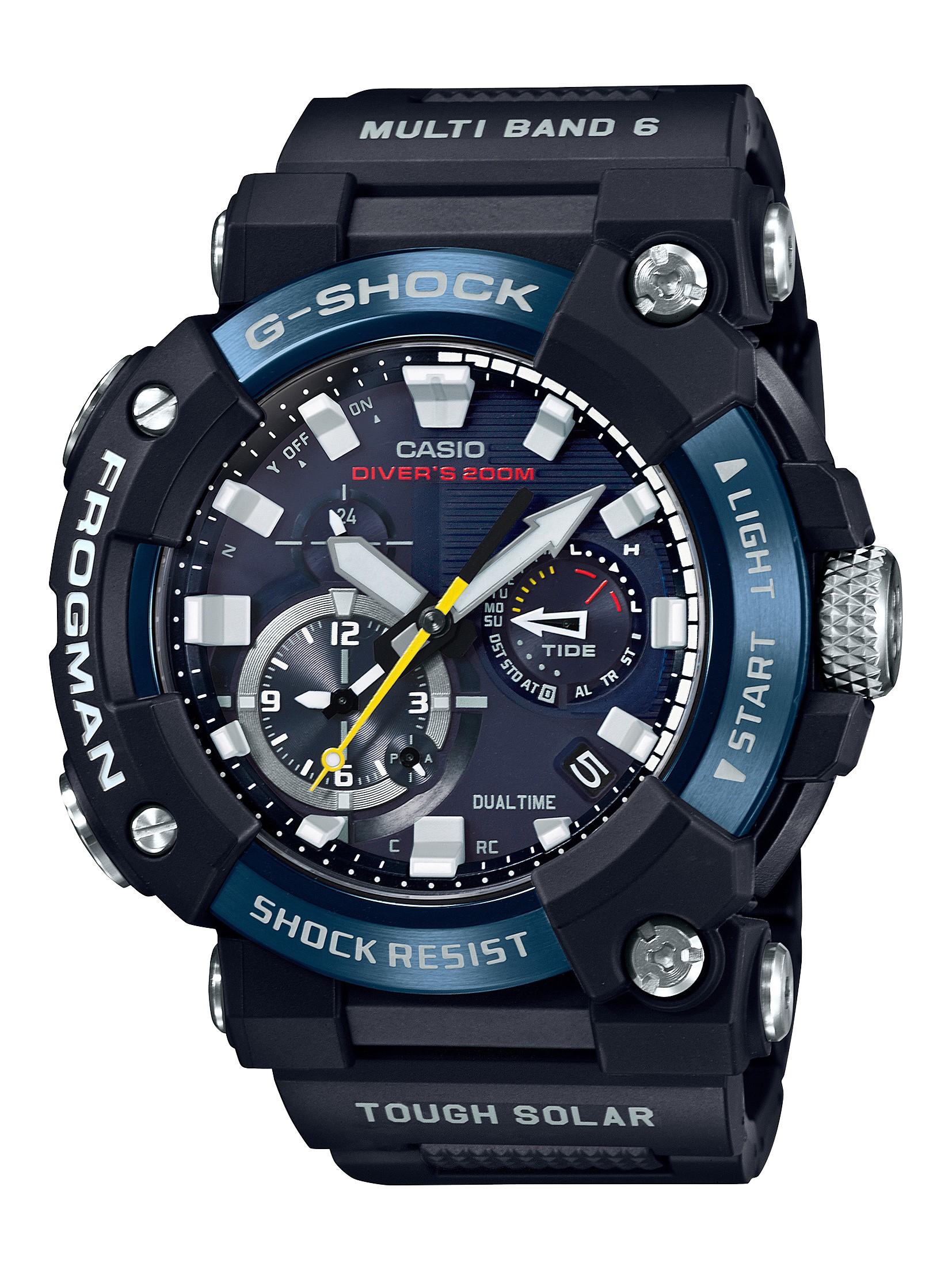 CASIO腕時計 G-SHOCK GWF-A1000C-1AJF C-0165