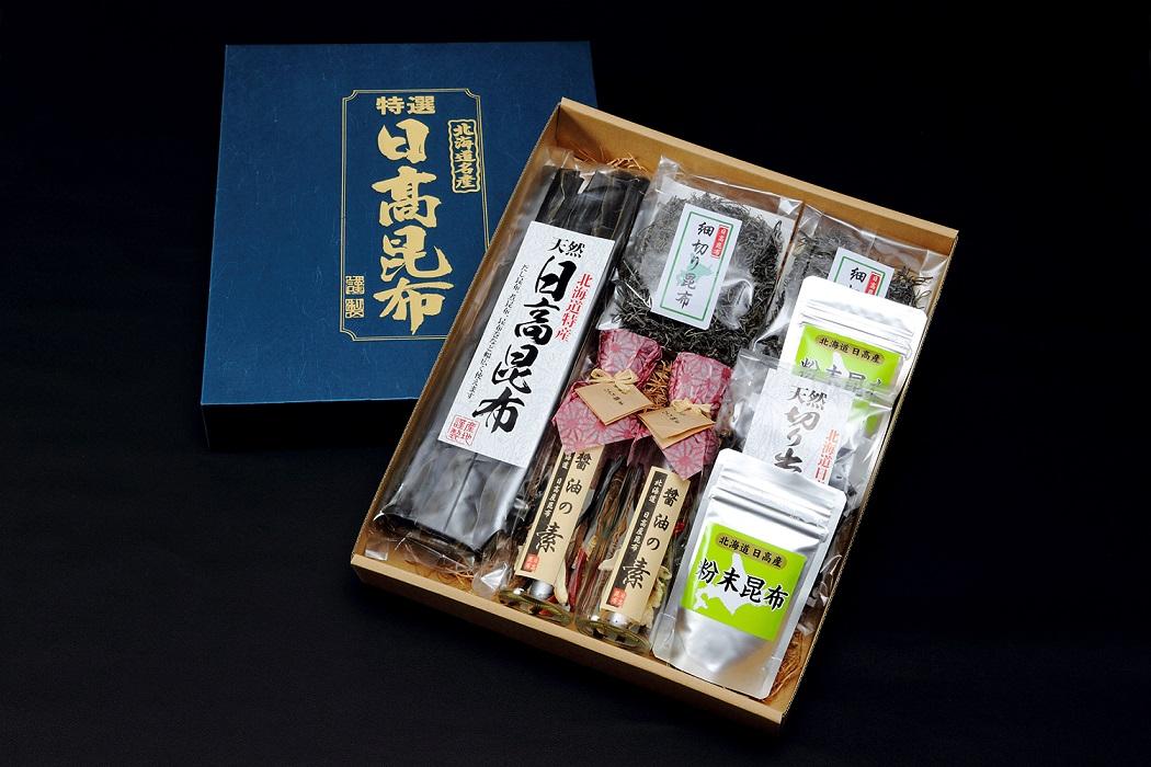 23 日高昆布バラエティセット 14,000円