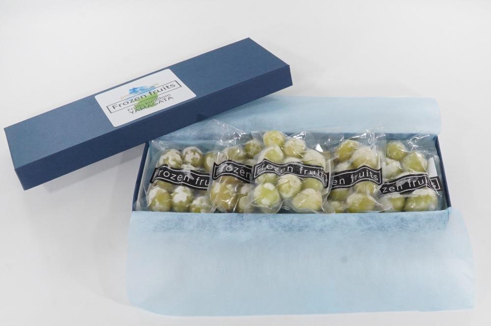 冷凍フルーツ(シャインマスカット5パック) A-0808