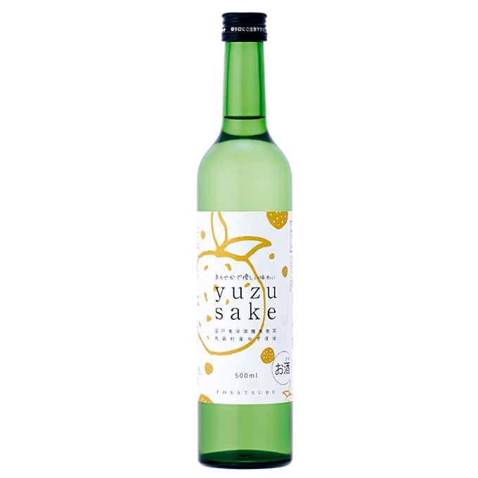 OK041yuzu sake(ゆず酒)500ml