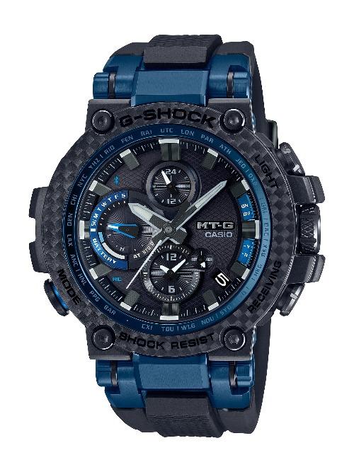 CASIO腕時計 G-SHOCK MTG-B1000XB-1AJF C-0153
