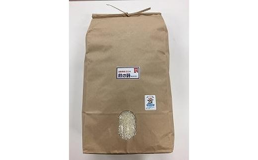 H30年産 環境こだわり米「秋の詩」白米【10㎏×1袋】【K075SM】