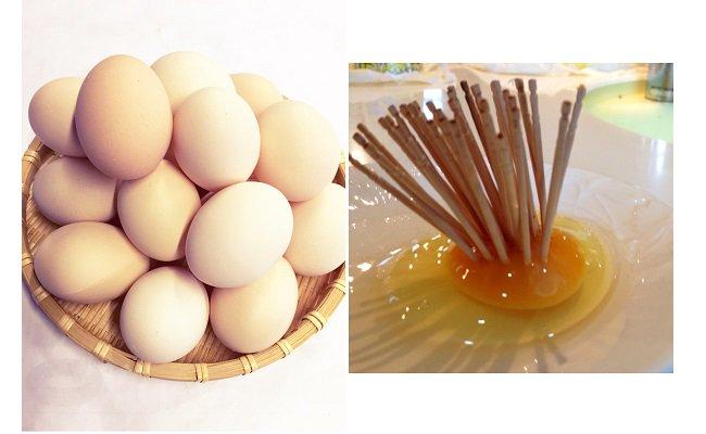 A2005初たまご プレミアムひまわりたまご(54個程度)※破卵補償10個含