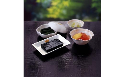 011-04「梅の花」焼海苔・味附海苔 袋入詰合せ