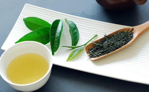 松田町産「丹沢大山茶」オリジナルセット(茶さじ付き)