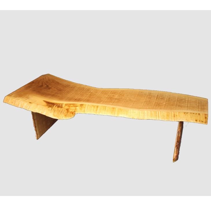 [02]座卓(テーブル)キハダ・一枚天板【厚さ約3cm 6.5kg】