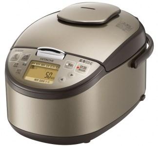 日立市ふるさと納税 【圧力IH】炊飯器(5.5合用) RZ-BG10M(T)