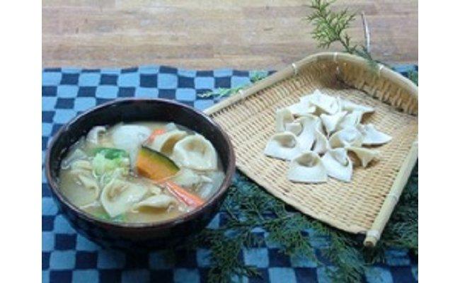 A1105富士川町郷土料理「みみ」セット