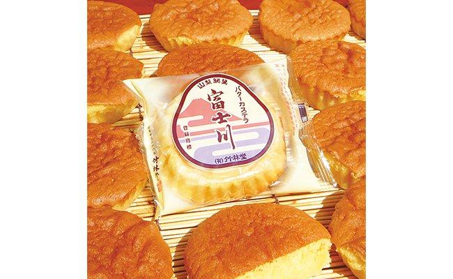 B103銘菓「富士川」30個詰合せ