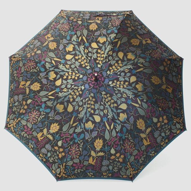 晴雨兼用長傘 Stig L ハーバリウム グリーン