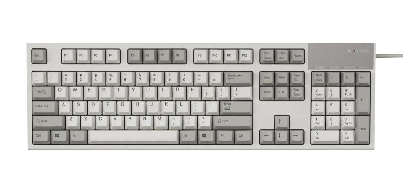東プレ コンピューターキーボードUS I (型式:R2-US5-IV AGBZ52)