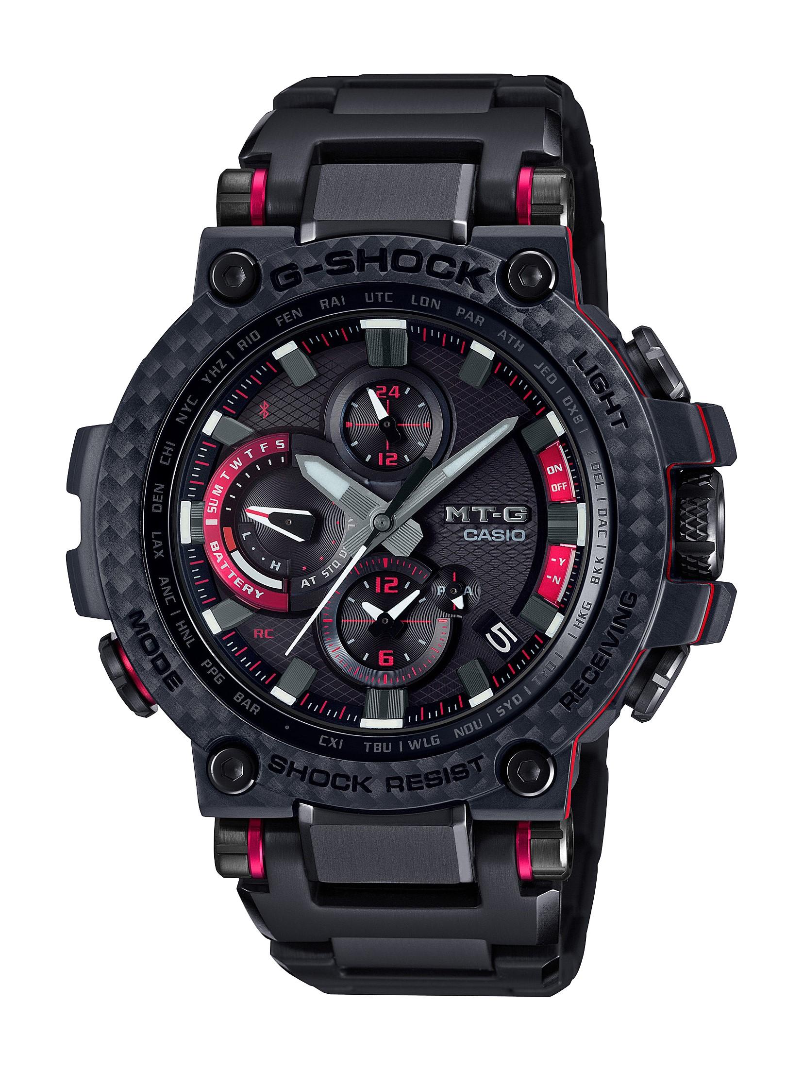 CASIO腕時計 G-SHOCK MTG-B1000XBD-1AJF C-0163