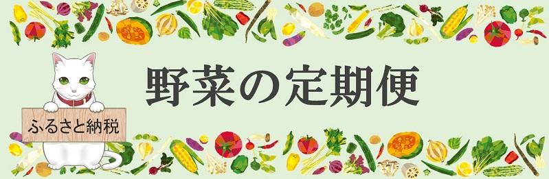 ふるさと納税!野菜の定期便特集