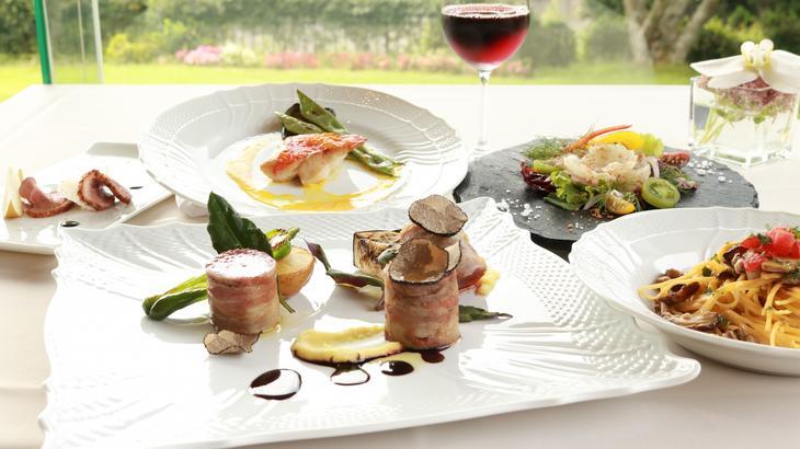 リストランテ イタリアーノ 桜鏡 ディナーペアお食事券