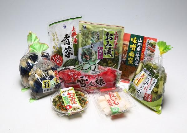 マルハチのお漬物 浅漬け9品セット(秋冬限定版)