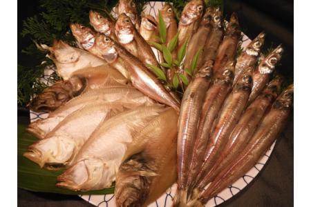 京丹後の地元魚屋が作ったお任せ干物セット