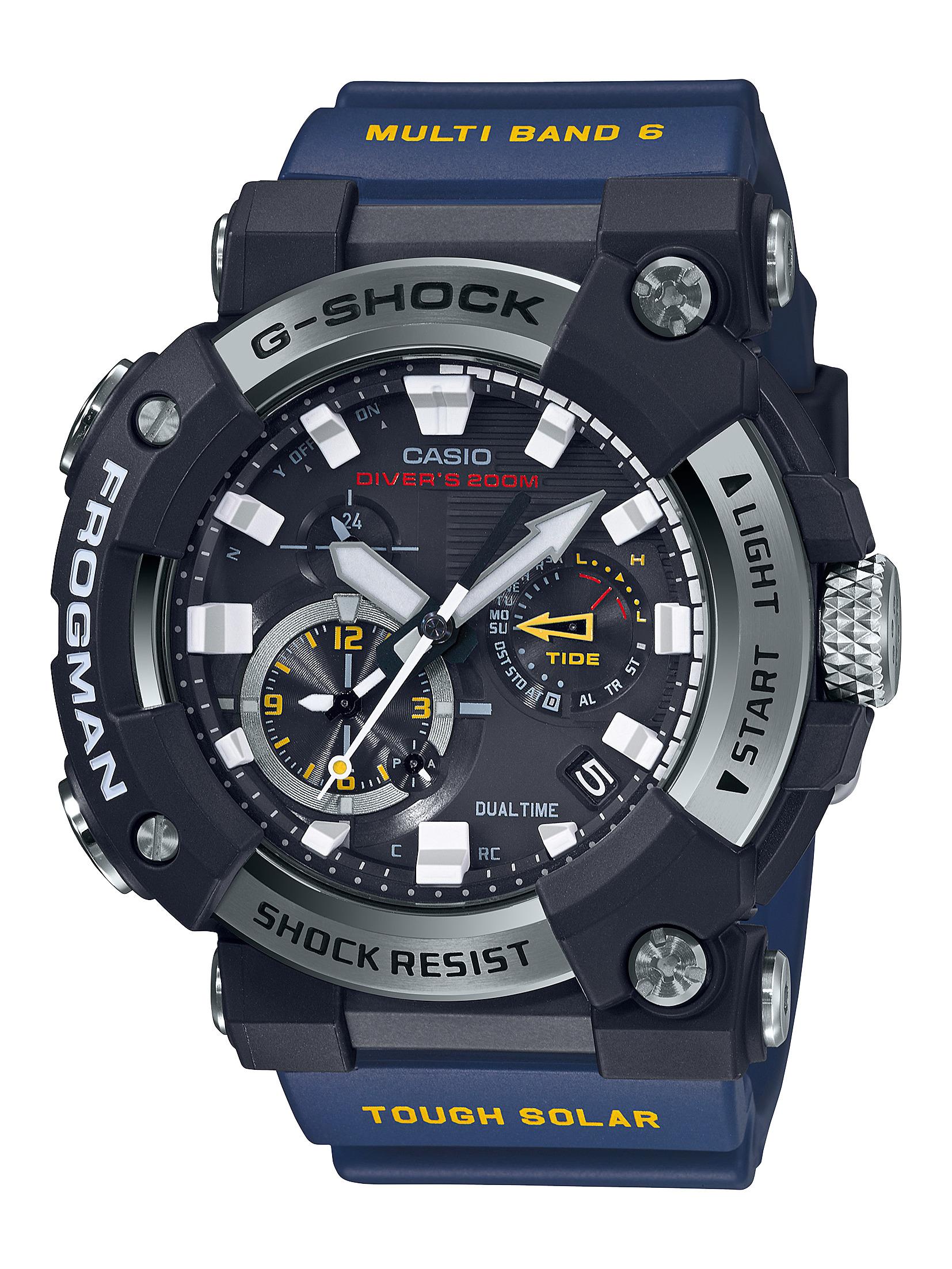 CASIO腕時計 G-SHOCK GWF-A1000-1A2JF C-0140