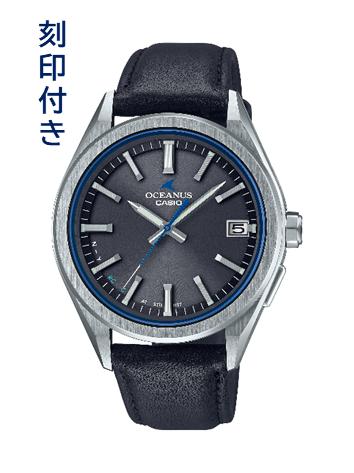 CASIO腕時計 OCEANUS OCW-T200SCE-8AJR ≪刻印付き≫ C-0162