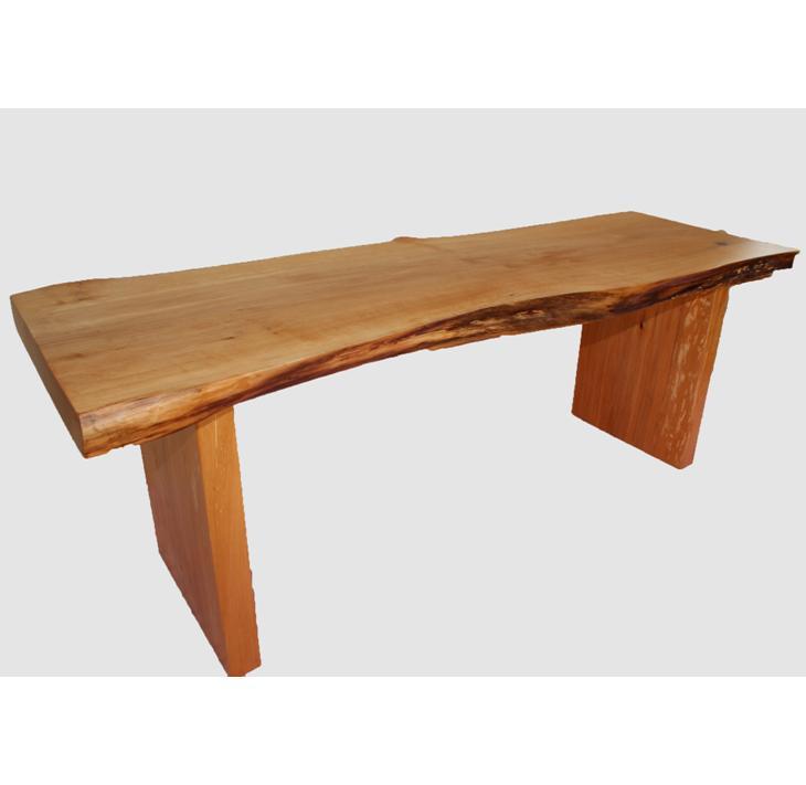 [37]座卓(テーブル)ハン・一枚天板【厚さ約4.5cm】