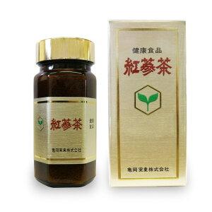 【ふるさと納税】紅参茶100g
