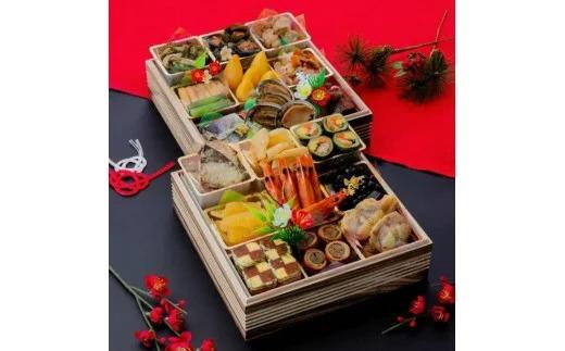 和食さくら 新春宗像おせち_PA0068