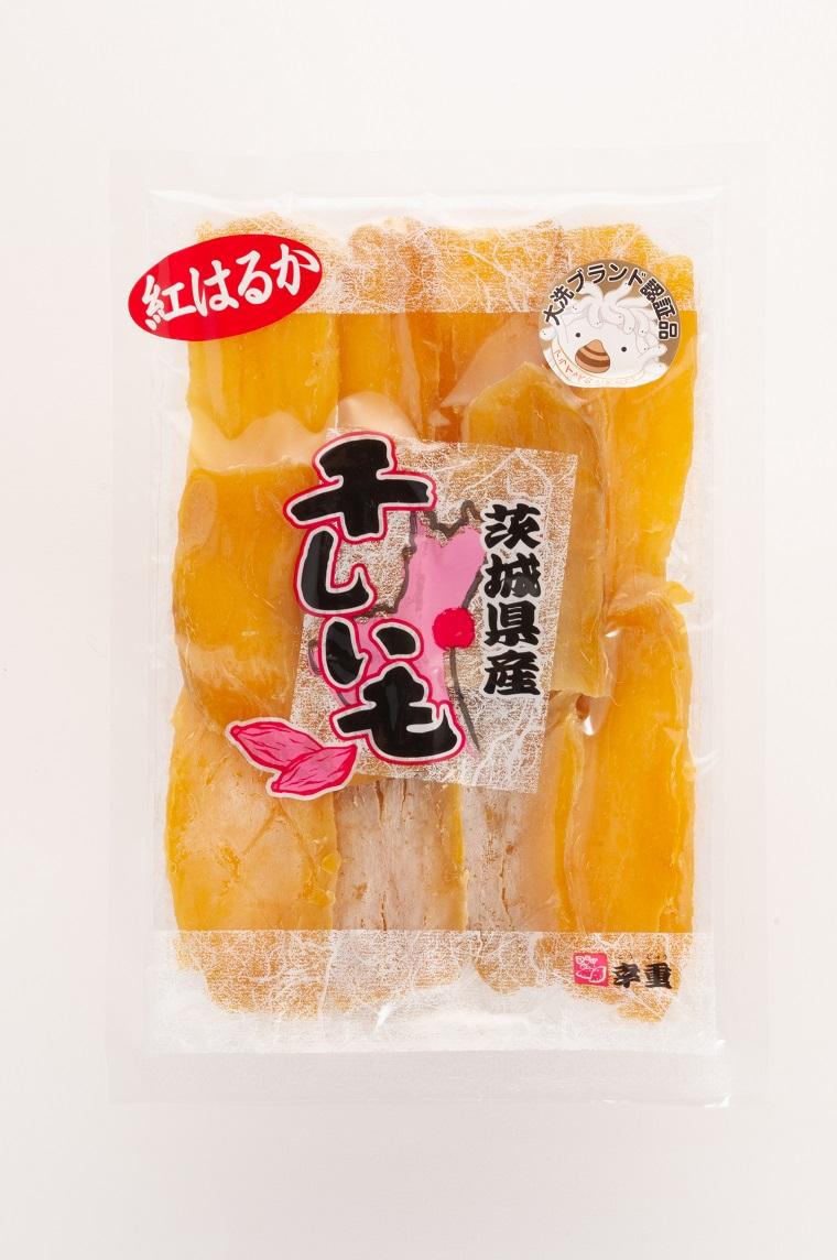 AH008_【大洗産紅はるか】干しいも食べきりサイズ200g×10袋セット