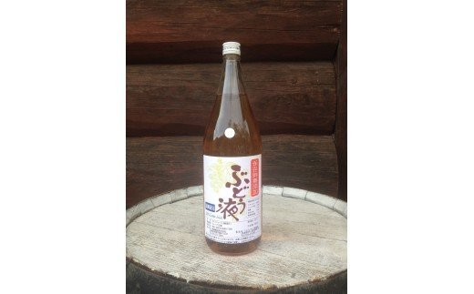 敷島醸造 ぶどう液白 一升瓶